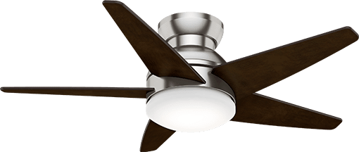 Casual modern Isotope ceiling fan