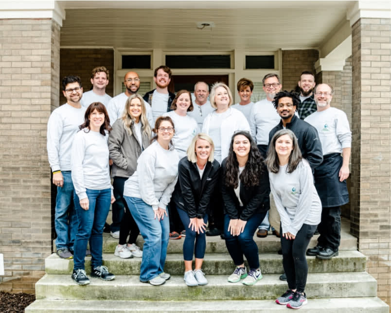 Dorothy Day House Group Photo