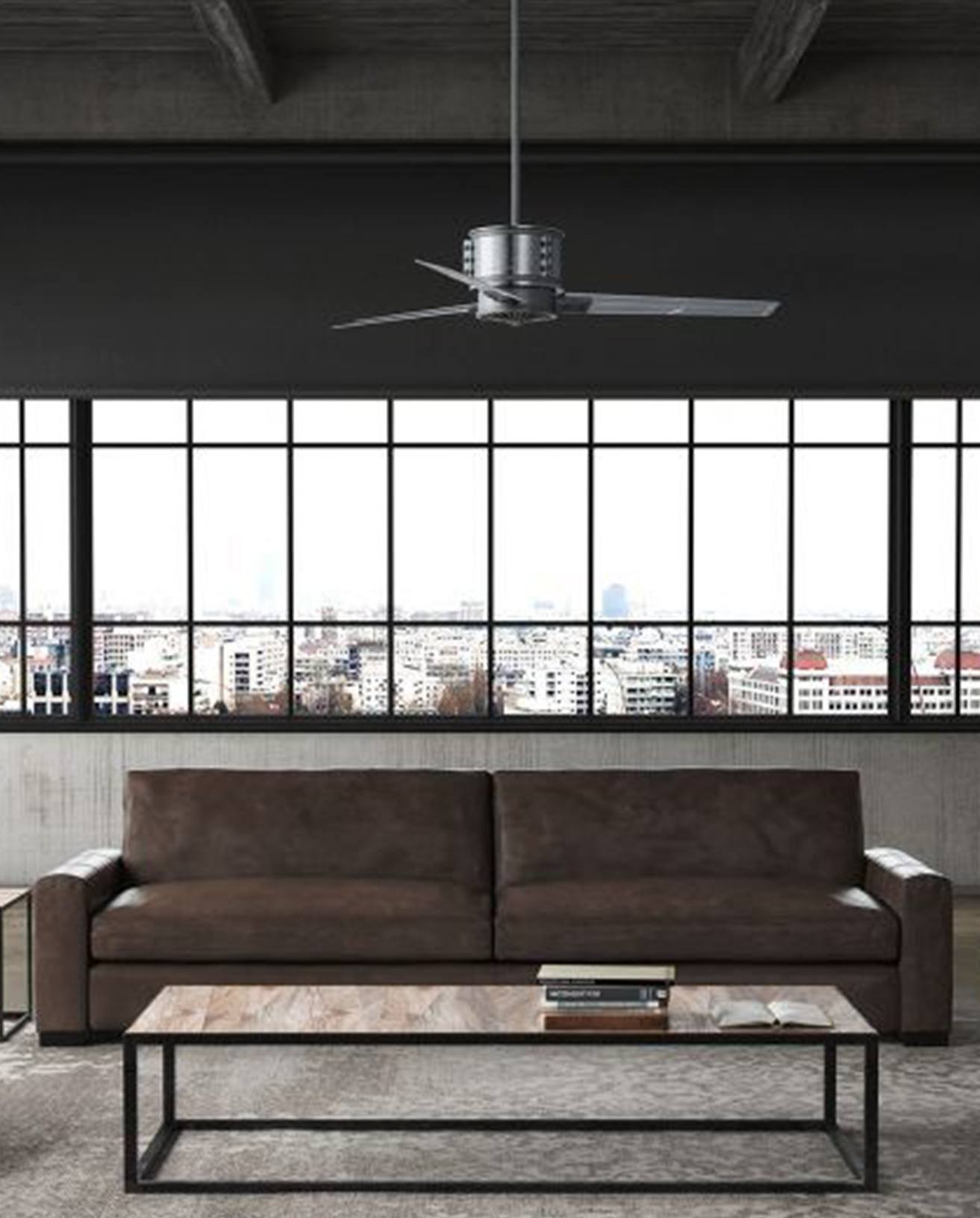 Duluth in an industrial and modern living space
